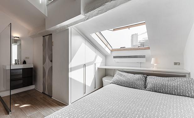 Appartamenti in affitto a milano corso como 8 for Appartamento design affitto milano